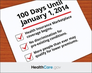 Countdown to Affordable Health Care