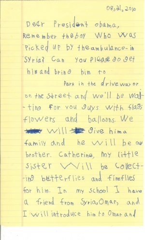 a-six-year-old039s-letter-to-the-president-we-will-give-him-a-family