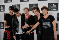 'One Direction' edges 'Butler', sings its way to box office win