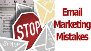 Email Marketing Mistakes and Where Networkers FAIL!