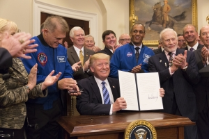 president-trump-issues-executive-order-on-reviving-the-national-space-council